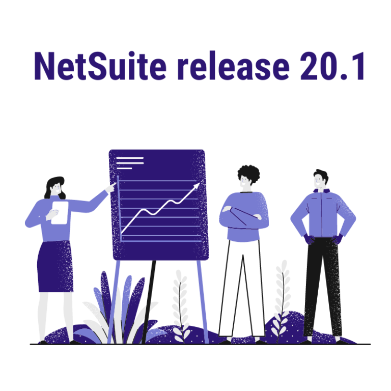 Discover the new features of NetSuite Release 20.1