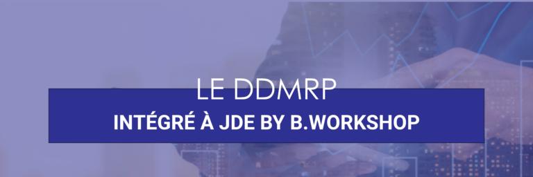 Webinar : Le DDMRP intégré à JDE by b.workshop