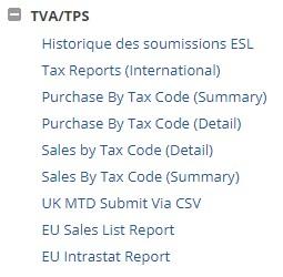 Reports TVA