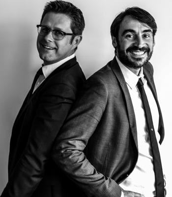 François Montandon et Alexandre Millet